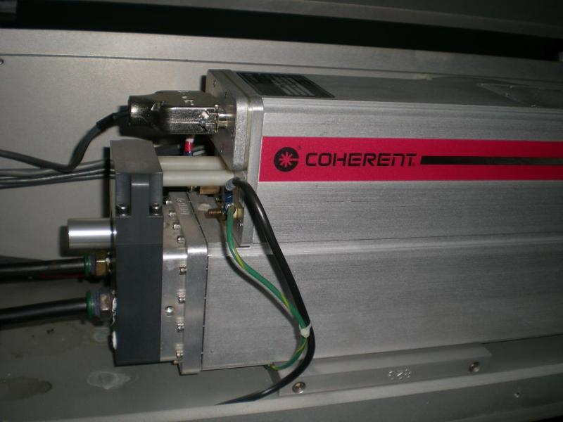 Coherent Diamond G50 laser