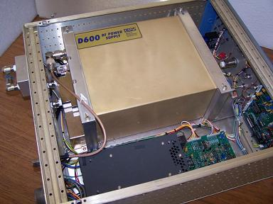 Coherent D600 RF power supply