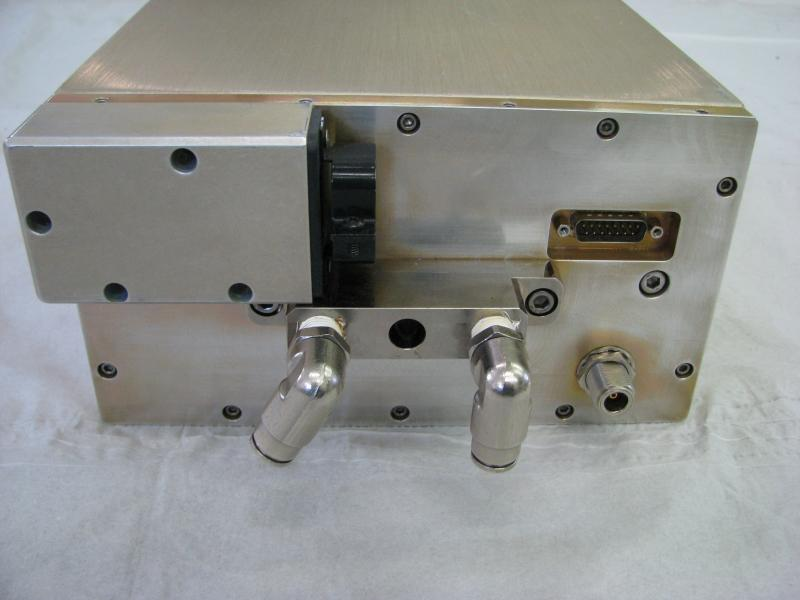 Coherent DEOS D600 CO2 laser power supply. RF power supply