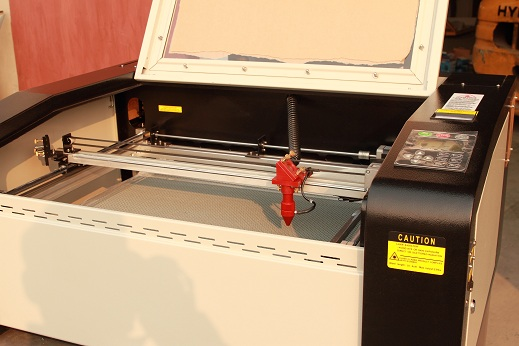 CO2 Laser Storm Laser Engraving and Cutting Machine