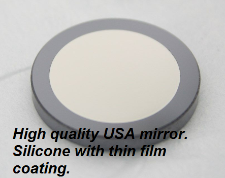 Epilog Laser machine mirror