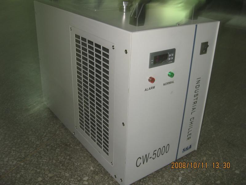 CW-5000 Chiller, and all 5000 series models, capacity to 200 watts