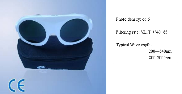 Laser Safety Glasses for Laser Marking Machines