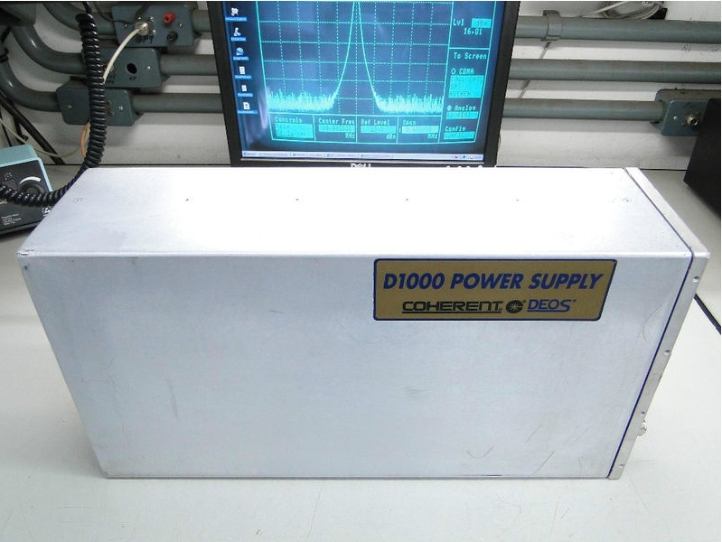 Coherent D1000 RF Laser Power Supply, Refurbished. Warranty.